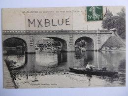 Le Pont De La Tortiere 1909 - Nantes