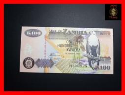 ZAMBIA 100 Kwacha 2006 P. 38 F   UNC - Zambia