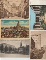 N 33  Lot 100 CPA  Différentes  Etrangères - Postkaarten