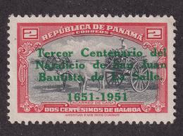 Panama - 1951 - Sc 378 - MNH - Panamá