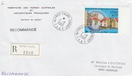 (TAAF) >2000-N°286  CROZET 27-8-2000 - Französische Süd- Und Antarktisgebiete (TAAF)