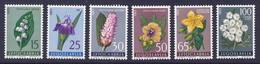 Yugoslavia 1963 Flora Flowers Medical Plants, Set MNH - 1945-1992 Sozialistische Föderative Republik Jugoslawien