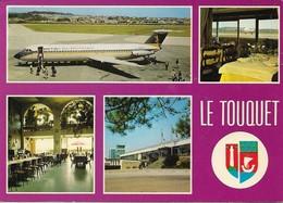 Le Touquet-Paris-Plage - Aéroport, Restaurant L'Escale - Le Touquet