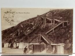 50 - GRANVILLE - LE NOUVEL ESCALIER - ANIMÉE - Granville