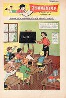 Zonnekind - Weekblad - 4é Jaargag Nr. 36 - 3 September 1961 - Libri, Riviste, Fumetti