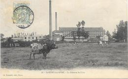 SAINT REMY SUR AVRE : LA FILATURE DE L'ISLE - Other Municipalities