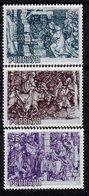 Penrhyn N° 80 / 82 XX Noël : Gravures Religieuses D'Albrecht Dürer  Les 3 Valeurs  Sans Charnière  TB - Penrhyn