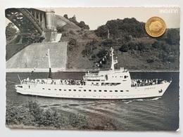 Kiel, MS Tom Kyle, Nord-Ostsee-Kanal, 1965 - Kiel