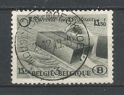 TR 303 Gestempeld MOUSCRON MOESKROEN 3 - Chemins De Fer