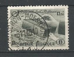 TR 303 Gestempeld MOUSCRON MOESKROEN J 1 J - Chemins De Fer