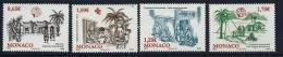 "Monaco YT 2637 à 2640 "" Coopération Internationale "" 2008 Neuf** - Unused Stamps"