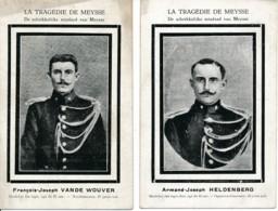 De Schrikkelijke Misdaad Van Meysse 1913 – Moord Van 2 Gendarmes Van De Wauver En Heldenberg - Meise