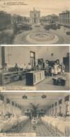 3 ZK Krijgsgasthuis Van Antwerpen 1924, Ziekenzaal, Keuken, Ingang - Antwerpen