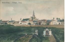 Huldenberg Panorama, Kinderen, Gekleurd – Ed. G. Vanwayenbergh - Huldenberg