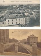 2 CV Arlon 1921 – Panorama & Avenue J.B. Nothomb - Aarlen