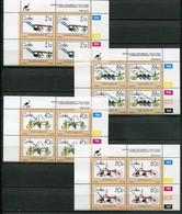 Ciskei Mi# 175-8 Zylinderblöcke Postfrisch/MNH Controls - Farming Machines - Ciskei