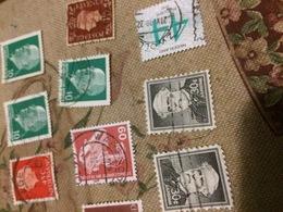 USA UOMINI ILLUSTRI 1 VALORE - Briefmarken