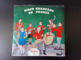 Disco Chansons De France Offert Par Poulain Chocolat - Vinyl Records
