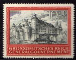 Generalgouvernement Mi 125 ** [23052020XIX] - Occupation 1938-45