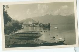 Lago Maggiore; Isola Dei Pescatori - Non Viaggiata. (Grafia - Roma) - Verbania