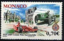 """Monaco YT 2679 """" Grand Prix Automobile """" 2009 Neuf** - Unused Stamps"""