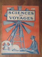 SCIENCES ET VOYAGES N°49 (05/08/1920)- ANDORRE- LYAUTEY AU MAROC- UN GUEPIER- CHIMIE DE GUERRE - Livres, BD, Revues