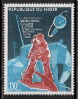 Niger 1974 Mi# 434 ** MNH - Apollo 11 / Space - Africa