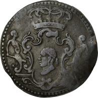 Monnaie, États Italiens, CORSICA, General Pasquale Paoli, 4 Soldi, 1765, TTB - Corse (1736-1768)