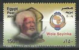 Egypt - 2009 - ( Wole Soyinka - Nobel Prize Winner - Literature 1986 ) - MNH (**) - Ungebraucht