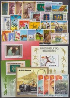 North Korea - 1973-93 Stamp Accumulation (Used) - Corée Du Nord