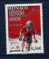 """Monaco YT 2697 """" Tour De France """" 2009 Neuf** - Ungebraucht"""