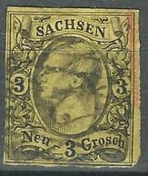 1851 Sachsen - 3g  - Lot. 4783 - Saxony