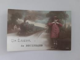 Un Baiser De BRUXELLES - Belgium