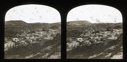 Glass Stereoview - NAZARETH, Holy Land, By Francis Frith - Visionneuses Stéréoscopiques