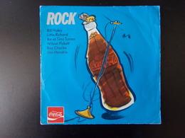 """Coca- Cola """" 8 Titres + 2 Jingles Coca-Cola """" - Vinyl Records"""