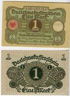 Allemagne Germany 1 Mark 1 Marz 1920 P58 - [ 3] 1918-1933 : República De Weimar