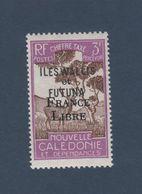 Wallis Et Futuna Taxe N° 36 Neuf * - Portomarken