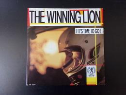"The Winning Lion "" It's Time To Go "" Pub Peugeot - Vinyl Records"