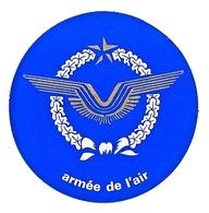 Armée De L'Air (10a) Bleu Pale Mal Rendu Au Scan - Militaria