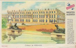 Buvard Biscottes Gregoire  Chateau De Versailles - Zwieback