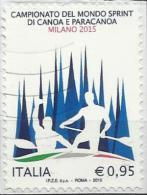 Italia 2015, Campionato Mondiale Di Canoa (o) - 6. 1946-.. Repubblica