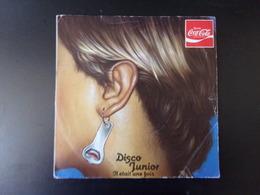 """Disco Junior , Il était Une Fois """" Mescalino + J'ai Encore Rêvé D'elle """" ( Disque En Couleur ) - Vinyl Records"""