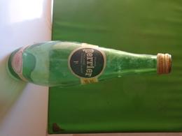 Bouteille Perrier Avec Son Bouchon + Bouteille Pernot -vintage- - Unclassified