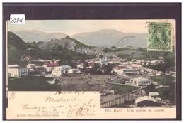 PORTO RICO - VISTA DE UTUADO - TB - Puerto Rico