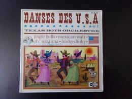 "Texas Boys Orchestre "" Danses Des USA "" - Vinyl Records"