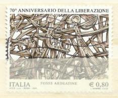 Italia 2015, Settantesimo Della Liberazione (o) - 6. 1946-.. Repubblica