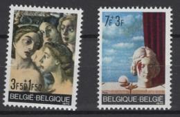 Belgique: 1970 :  COB N° 1564/65 **, MNH. - Ungebraucht