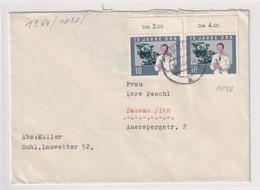 DDR. Fernbrief Mit MeF, Mi.-Nr. 1070 OR - Unclassified