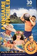 POLYNESIE FRANCAISE  -  PhoneCard  -  Annuaire 98  - 30 Unités  -  PF 71 - Frans-Polynesië