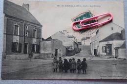 ST HERBLAIN : Le Bourg En 1911 - Saint Herblain